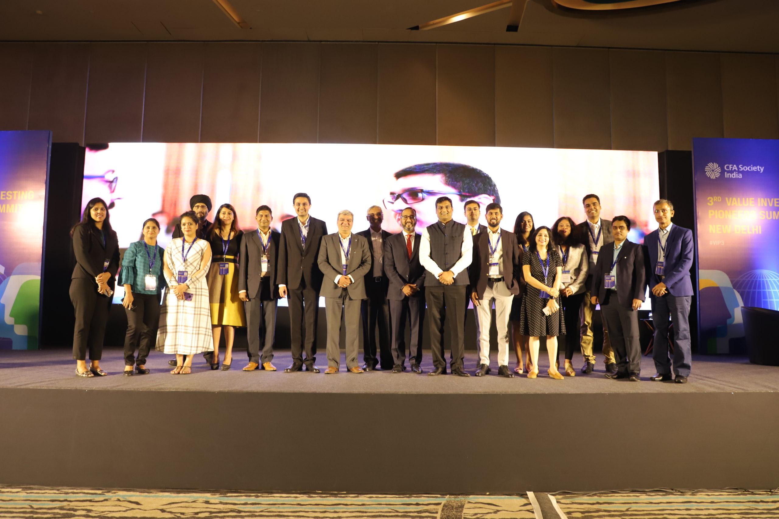 3rd Value Investing Pioneers Summit 2019